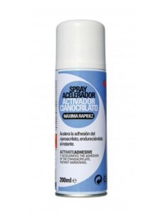 Spray Activador de Colas...