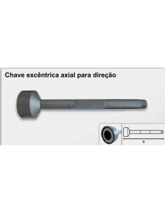Chave Excêntrica Axial para...