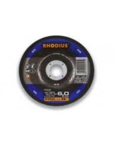 Disco Rebarbar 230X6mm