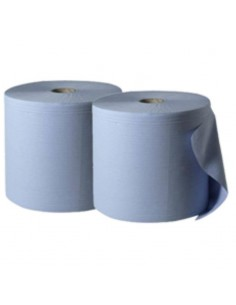 Papel Industrial Azul  Pack...